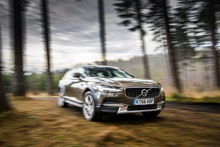 Volvo V90 Cross Country in South Africa